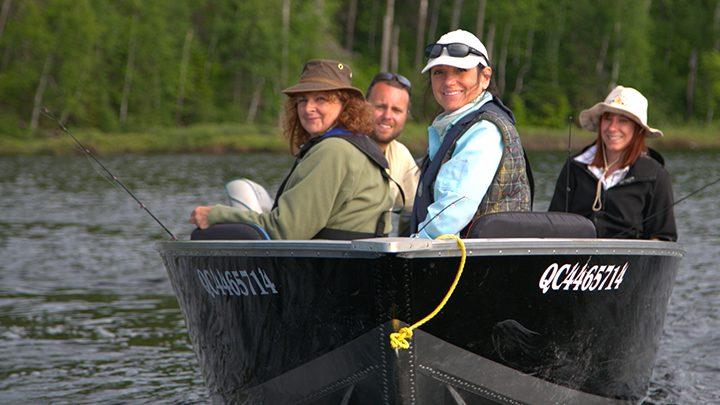 Elles pêchent
