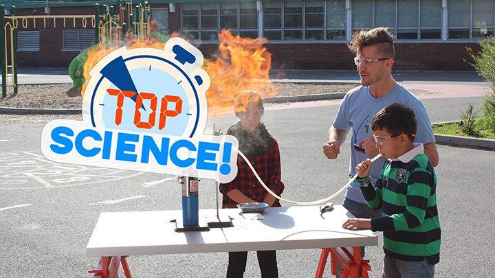 Top science !